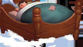 When I Dream - Bed